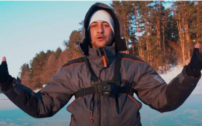 Зимняя рыбалка. Михайлина — честный обзор от SLP Fishing UA.